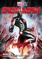 IRON MAN (Marvel Now!) #1