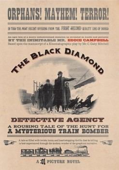 Eddie Campbell Black Diamond Detective Agency